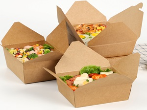 KRAFT FOOD BOXES