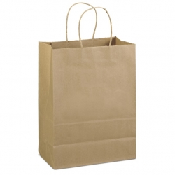 Gulf East Brown Paper Bag