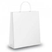 Gulf East Paper Bag White