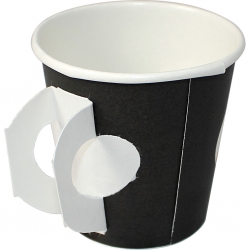 Paper Cup with Handle