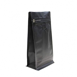 Gulf East Coffee Pouch Blk Valve